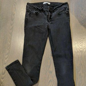 Abercrombie & Fitch Low Rise Jeans Legging…